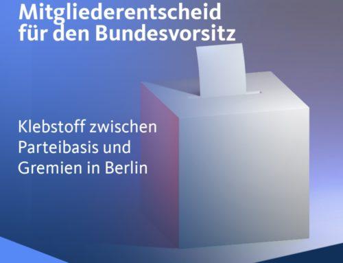 JU Ruhrgebiet fordert den Mitgliederentscheid