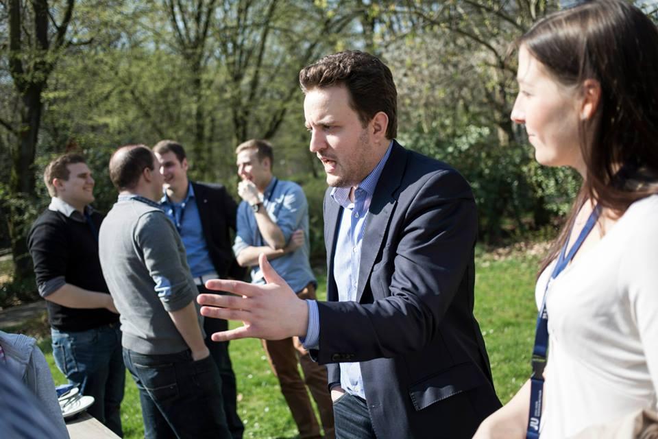 Sandro Borggreve für die JU Dortmund in den Landesvorstand der JU NRW gewählt