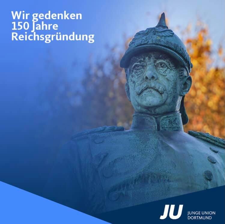 150 Jahre Reichsgründung